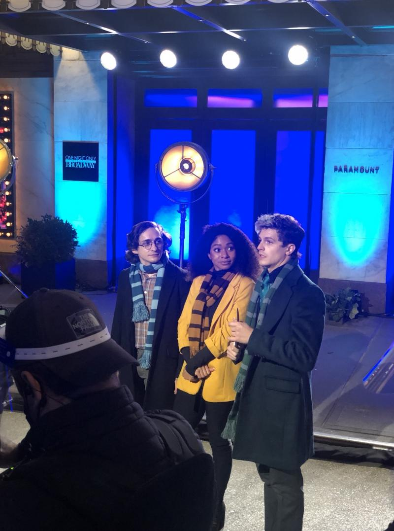 BWW Exclusive: Nadia Brown Looks Back on Her Magical Return to HARRY POTTER AND THE CURSED CHILD for NBC's ONE NIGHT ONLY Special