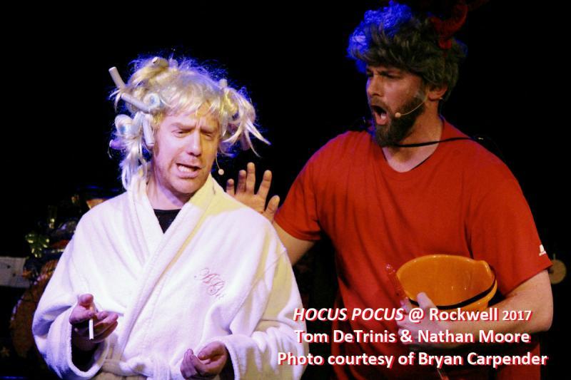 BWW Interview: Quadruple-Threat Tom DeTrinis On MAKING FRIENDS & Theatre