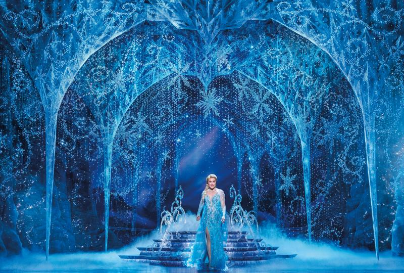 Photos and Video: FROZEN Opens in Australia at Sydney's Capitol Theatre