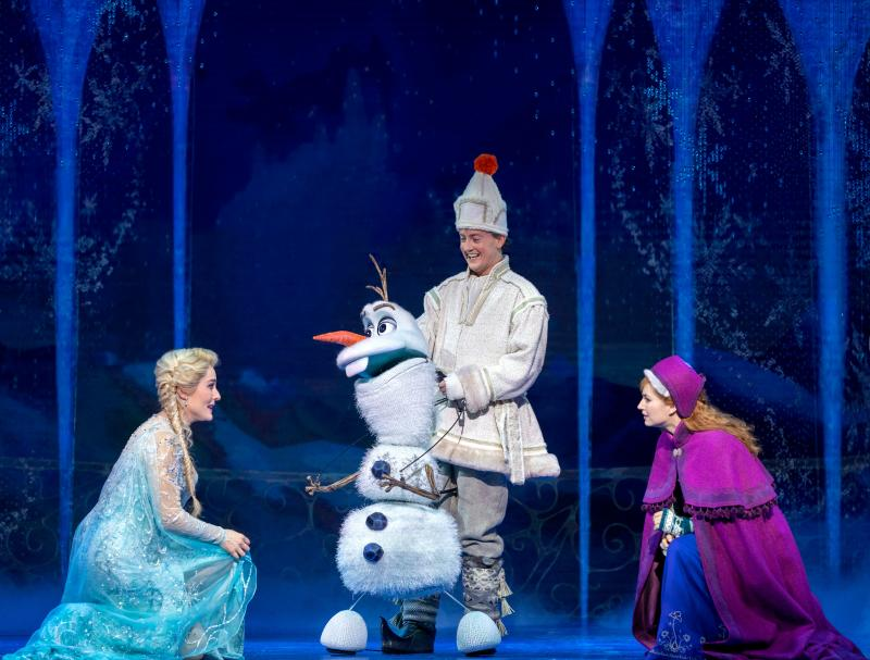 BWW REVIEW: The Touring Production of FROZEN: THE MUSICAL Arrives In Sydney