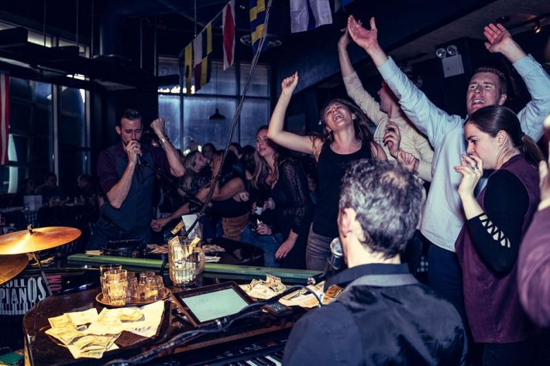 BWW Interview: Mark Weiser of SHAKE RATTLE N ROLL DUELING PIANOS