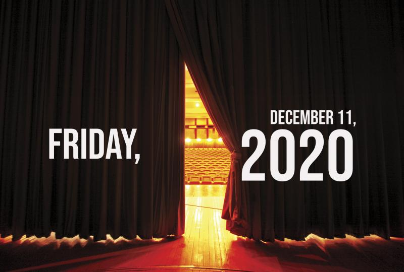 Virtual Theatre Today: Friday, December 11 with Laura Osnes, Courtney Reed and Susan Egan and More!