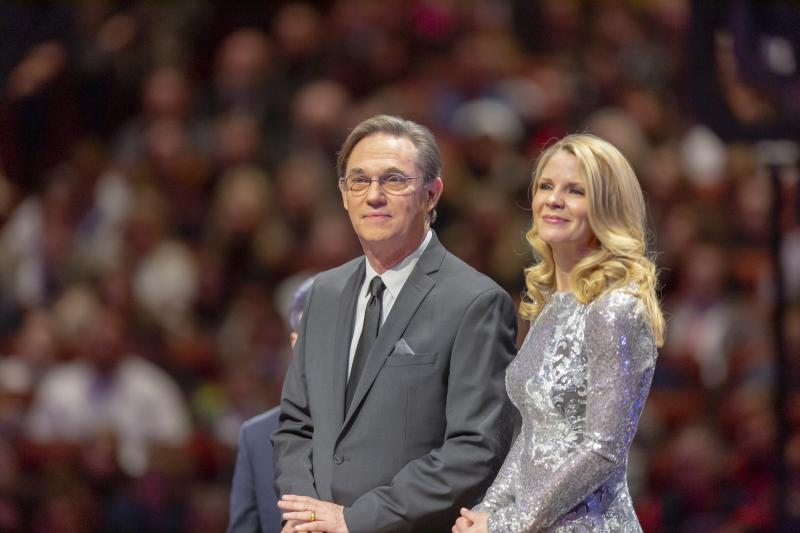 BWW Feature: CHRISTMAS WITH THE TABERNACLE CHOIR FEATURING KELLI O'HARA AND RICHARD THOMAS