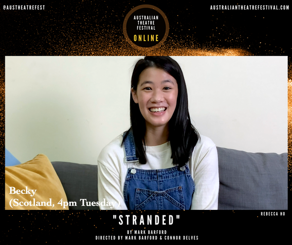 Stranded  by Mark Barford  Directed by Mark Barford and Connor Delves  Featuring Case Photo