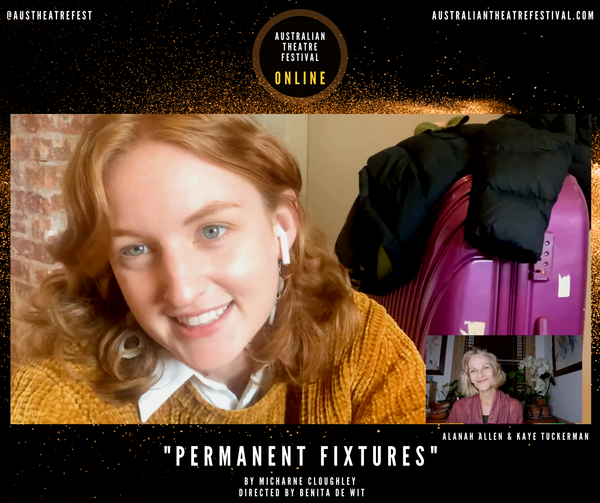Permanent Fixtures  by Micharne Cloughley  Directed by Benita de Wit  Featuring Alana Photo