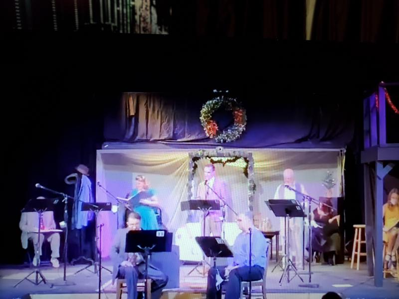 BWW Review: MAS Community Theater's IT'S A WONDERFUL LIFE Radio Play  at Carrollwood Cultural Center