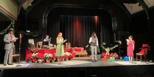 BWW Review: Redhouse Presents IT'S A WONDERFUL LIFE: A LIVE RADIO PLAY Photo