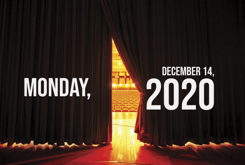 Virtual Theatre Today: Monday, December 14 with James Monroe Iglehart, Kelli O'Hara and More!