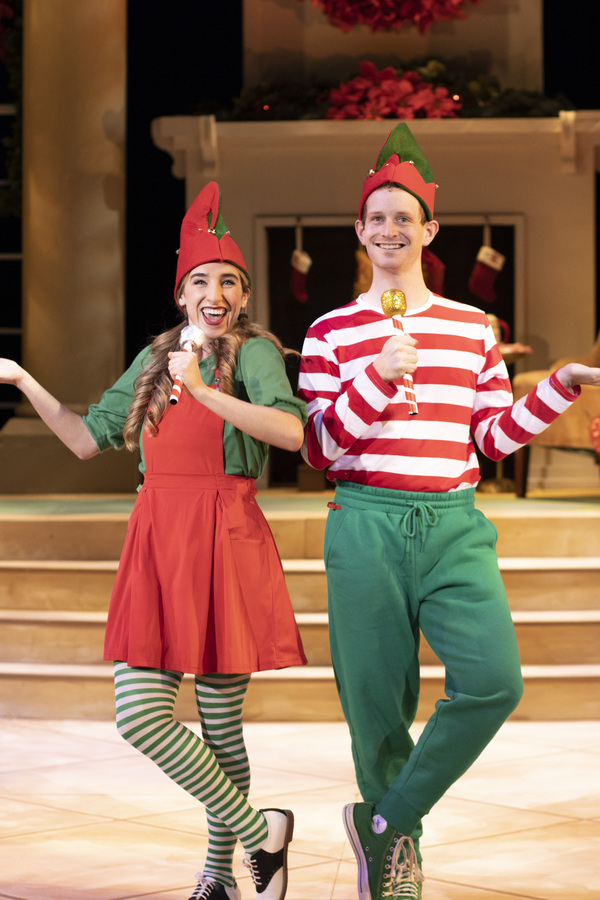 Photo Flash: Check Out City Circle Theatre Company's A CHRISTMAS CABARET