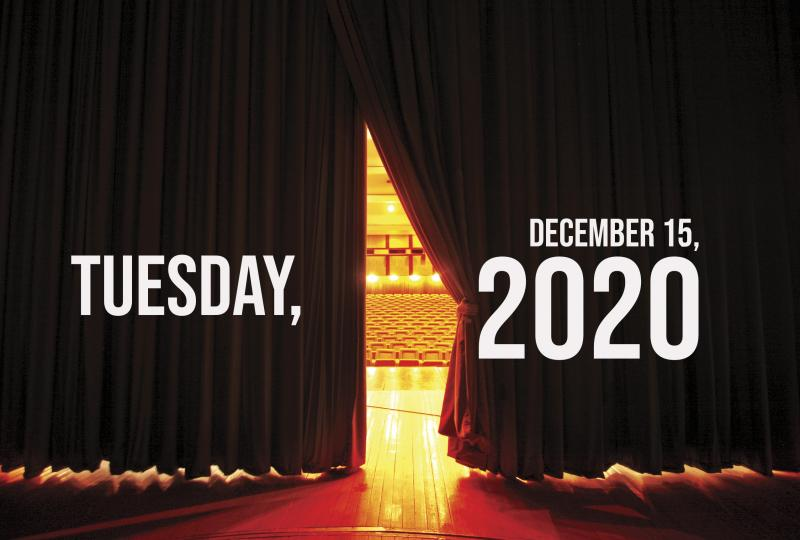 Virtual Theatre Today: Tuesday, December 15 with Kristin Chenoweth, Anthony Rapp and More!