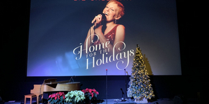 BWW Review: LIZ CALLAWAY: HOME FOR THE HOLIDAYS at Des Moines Playhouse: An Intimate Holid Photo