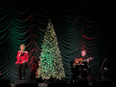 BWW Review: LIZ CALLAWAY: HOME FOR THE HOLIDAYS at Des Moines Playhouse: An Intimate Holiday Concert