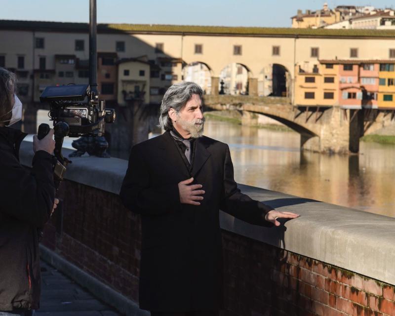 BWW Interview: Hershey Felder of 'HERSHEY FELDER AS TCHAIKOWSKI' from Florence, Italy