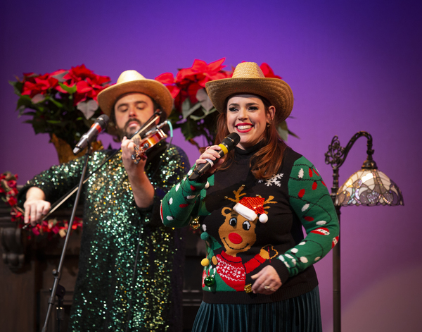 Photo Flash: Alysha Umphress, Alan H. Green and More Star in BSC'S HOLIDAY GETAWAY