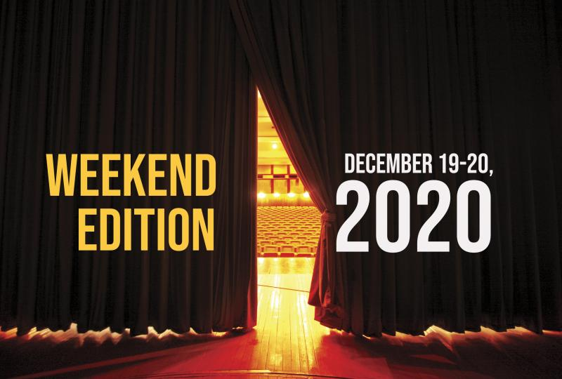 Virtual Theatre This Weekend: December 19-20- with Adam Pascal, Josh Groban and More!