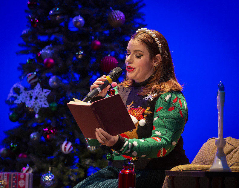 BWW Review: BSC'S HOLIDAY GETAWAY at Barrington Stage Company– A Delightfully Different, Refreshing and NEW Holiday Offering.