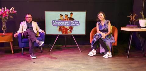 MENCARI SITI Searches for Musical Talents to Star in A New Musical by INDONESIA KAYA, Garin Nugroho, and TEMAN