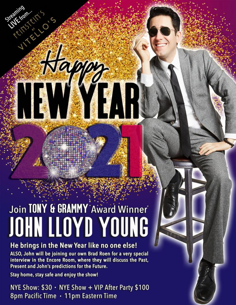 BWW Interview: John Lloyd Young Creating Art & Singing In the NEW YEAR