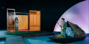 BWW Review: Musical Short Film LENTERA DI TEPIAN Serves a Flickering, Old-Fashioned Romanc Photo
