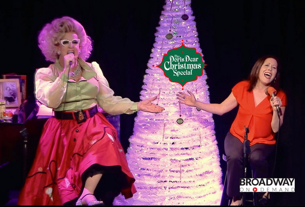 Photo Flash: Amra Faye Wright, Karen Mason, Jim McGinnis & More Join THE DORIS DEAR CHRISTMAS SPECIAL