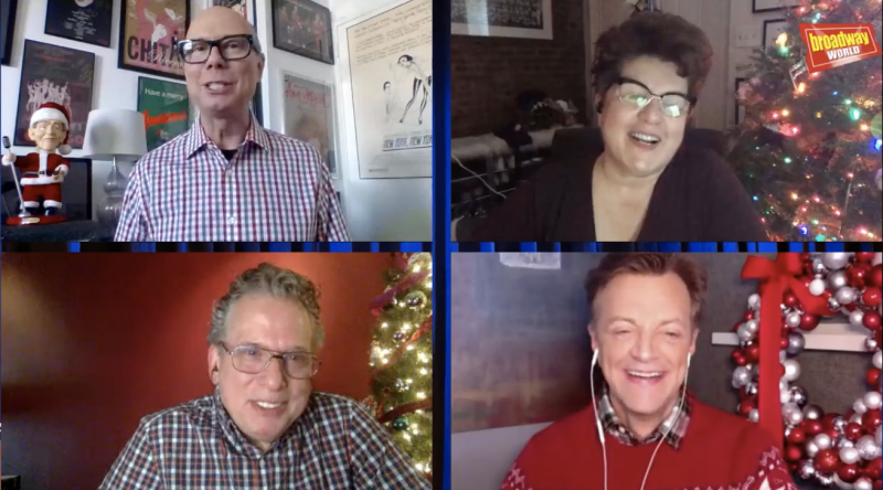 Broadway Stars Share What They're Most Thankful For This Holiday Season