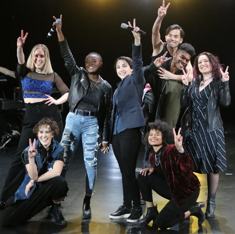 BWW Blog: Spending the Holidays with Broadway's Jagged Little Pill