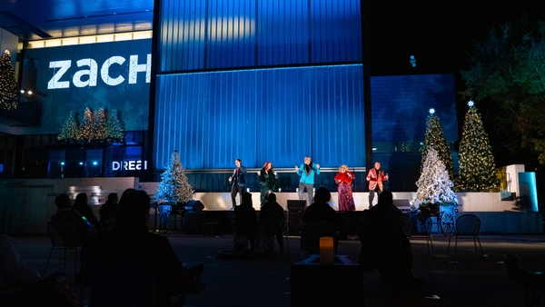 Photo Flash: ZACH Theatre Presents Songs Under the Stars: A ROCKIN' HOLIDAY CONCERT