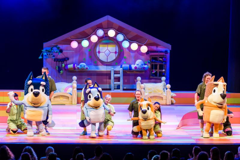 Review | BLUEY'S BIG PLAY: THE STAGE SHOW