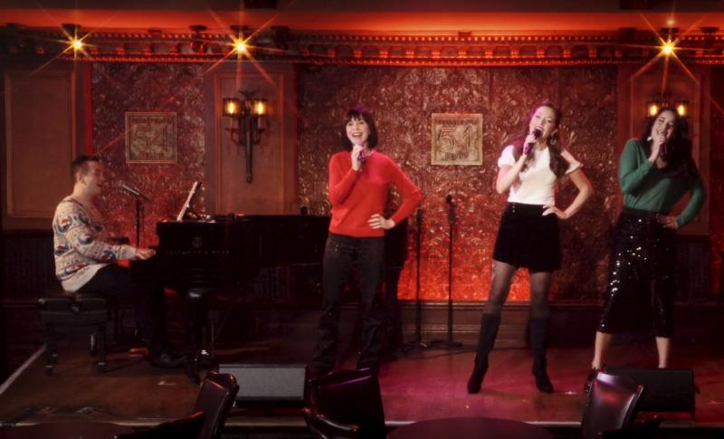 BWW Review: BROADWAY PRINCESS HOLIDAY PARTY on 54 Below Premieres Enchants At Any Time Of Year