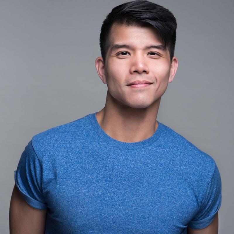 Meet the Stars of Stage Door: Spotlight on Telly Leung!