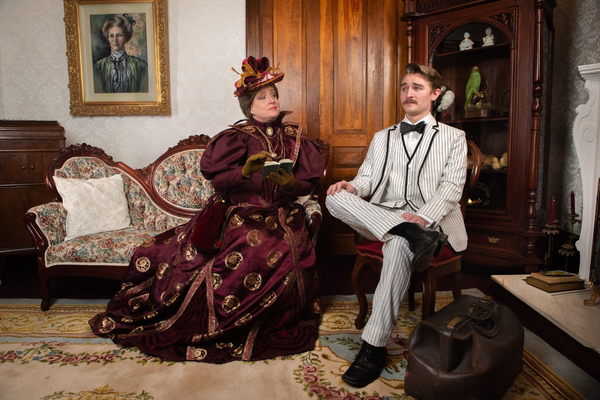 Photo Flash: Hale Center Theater Orem Presents THE IMPORTANCE OF BEING EARNEST