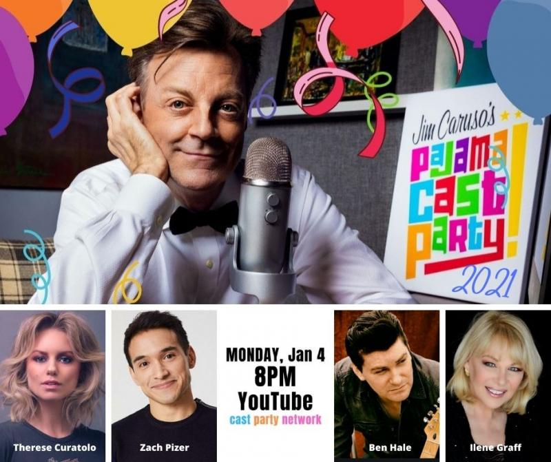 BWW Previews: Music Artists Fill PAJAMA CAST PARTY Lineup For January 4