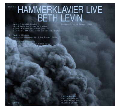 HAMMERKLAVIER LIVE at Aldilà Records