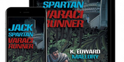 K. Edward Mallory Announces Science Fiction Novel 'Jack Spartan Varaci Runner' Photo