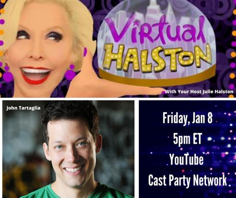 BWW Previews: John and Julie go VIRTUAL on January 8th - Taglia and Halston, That Is
