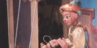 Puppetworks Presents ALADDIN & THE WONDERFUL LAMP Photo