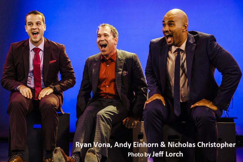 BWW Interview: HAMILTON Mainstay Nicholas Christopher Takes On HERMAN's YOU I LIKE
