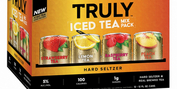TRULY HARD SELTZER Releases Iced Tea Photo