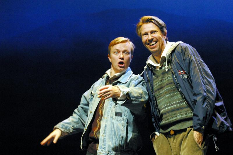 BWW INTERVIEW: HOW TO DIRECT AND ACT COMEDY, Mika Nuojua
