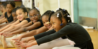 New Orleans Ballet Association Announces Interactive Virtual Dance Training For Youth Ages Photo