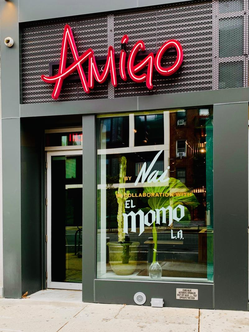 BWW Review: AMIGO BY NAI in the East Village is an Outstanding Taqueria