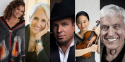 Debbie Allen, Joan Baez, Garth Brooks, Midori, and Dick Van Dyke to be Honored at 43 Annua Photo