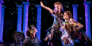 BWW Review: A MIDSUMMER NIGHT'S DREAM at Royal Botanic Gardens Melbourne Photo