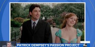 Patrick Dempsey Joins ENCHANTED Sequel DISENCHANTED Photo