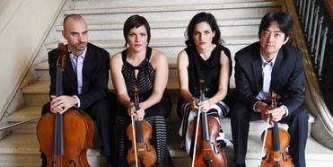 Austin Chamber Music Center Presents the Jupiter String Quartet Performing Music by Mendel Photo