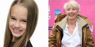 MATILDA Film Adds Emma Thompson As 'Miss Trunchbull' and Alisha Weir in the Title Role Photo