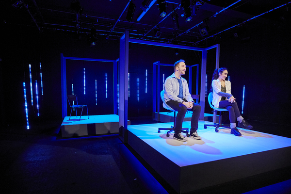 Photo Flash: First Look at New British Musical PUBLIC DOMAIN