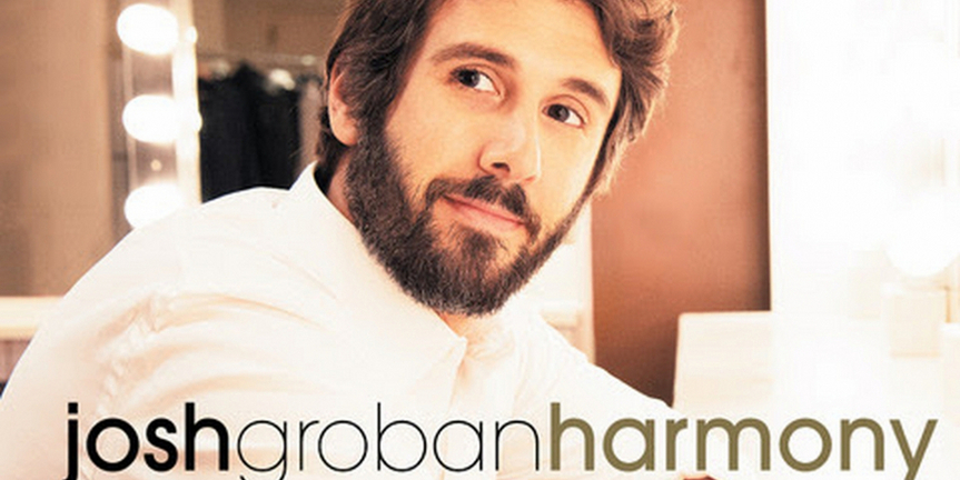 Josh Groban Announces 'Harmony Deluxe' Out February 26th Photo