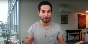 Skylar Astin & Kelly Agree 'A Moment Like This' Is Difficult To Sing Video