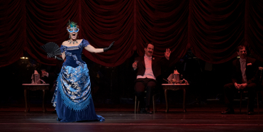 Opera Orlando's Encore Performance of DIE FLEDERMAUS: THE REVENGE OF THE BAT Extended Photo